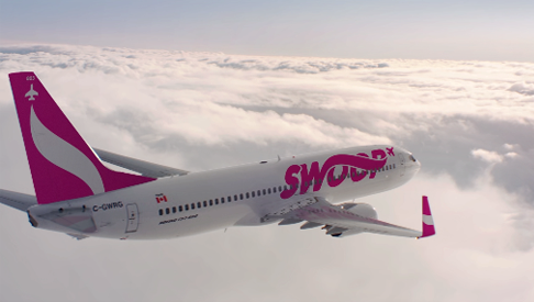 Swoop livery video first frame
